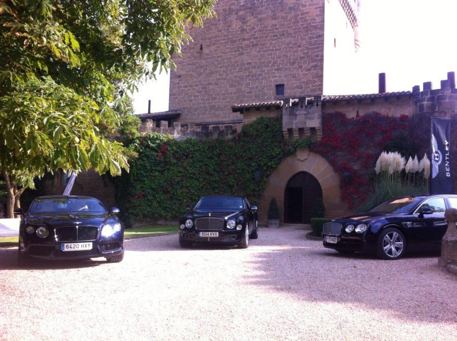 Presentación Bentley Continental MY16 en España