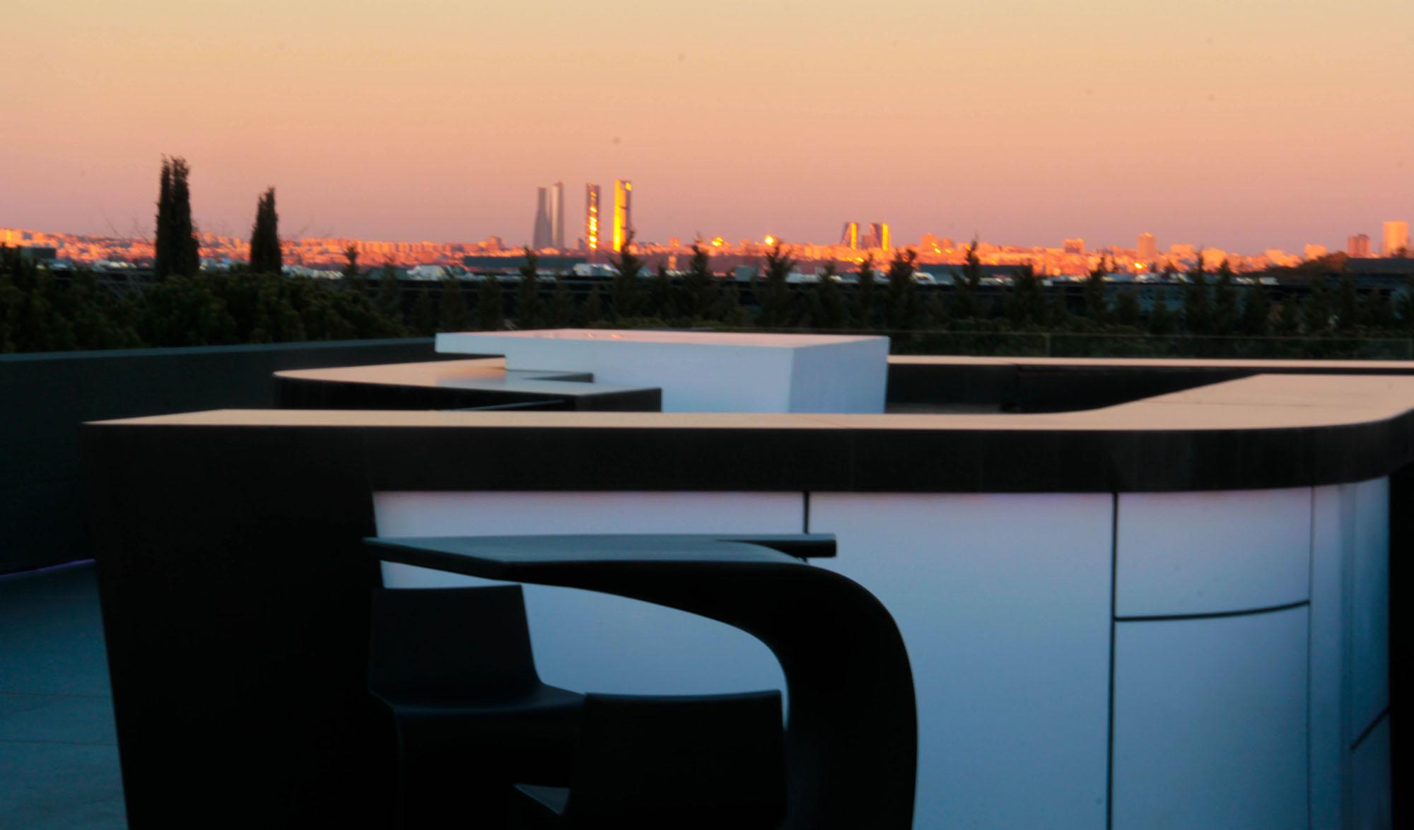Desde Madrid…al cielo